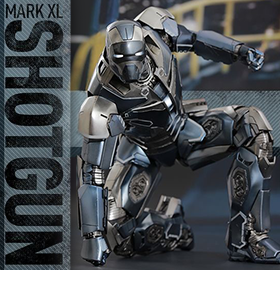 HOT TOYS 1/6 SCALE IRON MAN MARK XL SHOTGUN