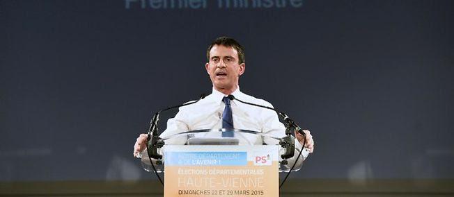 Manuel Valls risque de voir l'Essonne, son bastion, passer à droite.