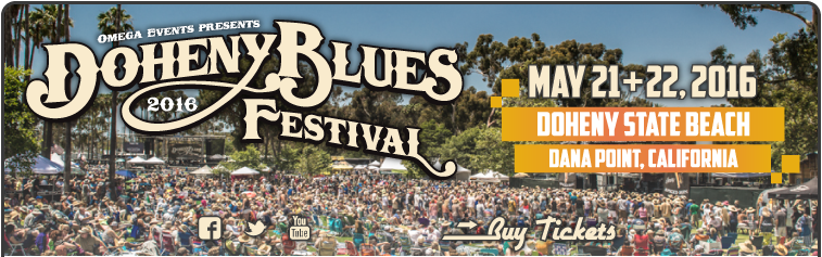 2016 Doheny Blues Festival