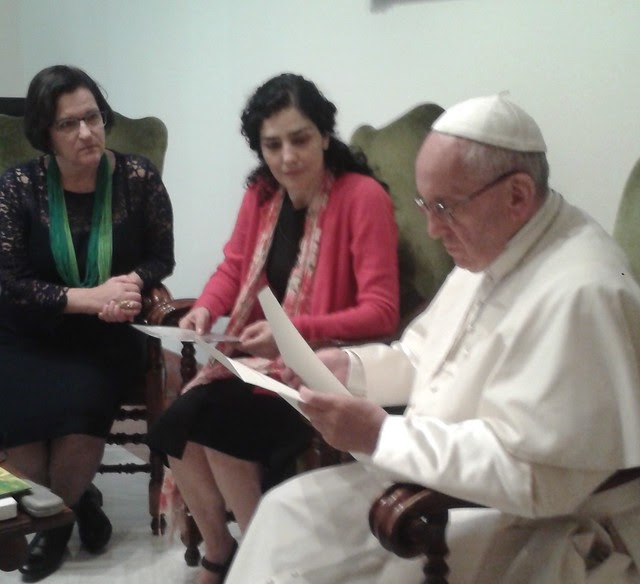No encontro, foi entregue uma carta do advogado Marcelo Lavenere - Créditos: Reprodução