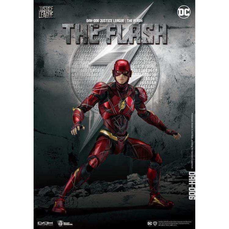 Image of Justice League Dynamic 8ction Heroes DAH-006 The Flash PX Previews Exclusive