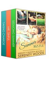 Summer Sizzle: Serenity's Seasonal Box Sets 2