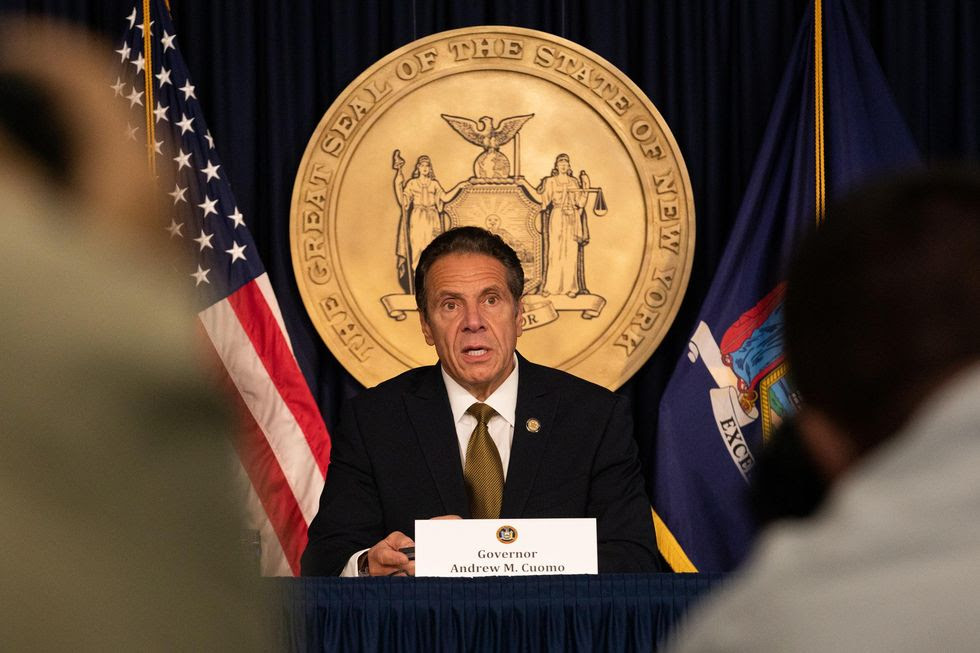 Things continue to get worse for Andrew Cuomo