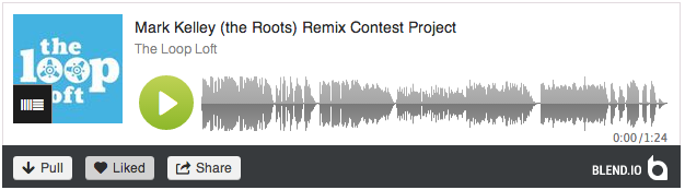Mark Kelley Remix Contest