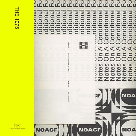 Cover Album The 1975