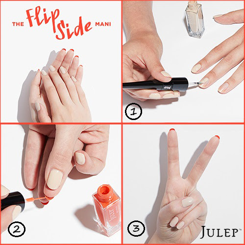 Flip Side Mani Nail Art Tutori...