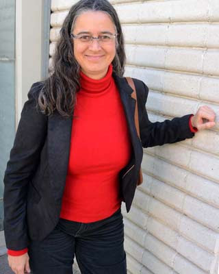 Isabel Iturria. FRANCESC SANS