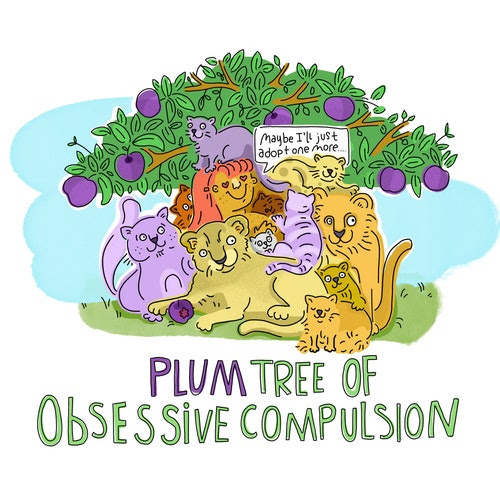 Plum Tree Of Obsessive Compulsion