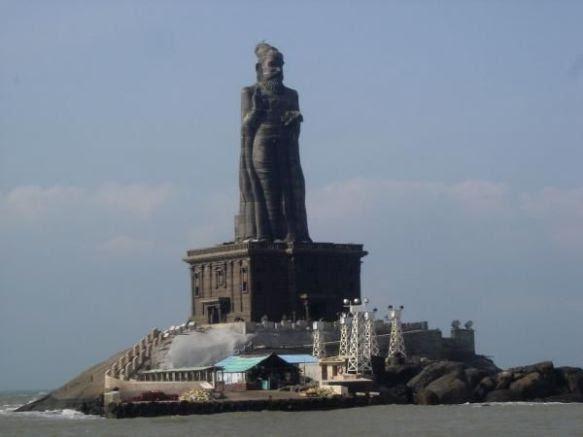 valluvar-statue