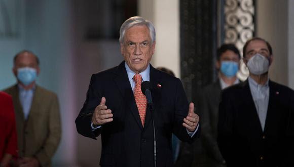 """Chile Plebiscito 2020   Sebastián Piñera tras plebiscito: """"Es tiempo de  sanar las heridas del pasado""""   fecha votación 25 de octubre   nueva  constitución   NNDC   MUNDO   GESTIÓN"""