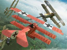 Image result for the red baron in action