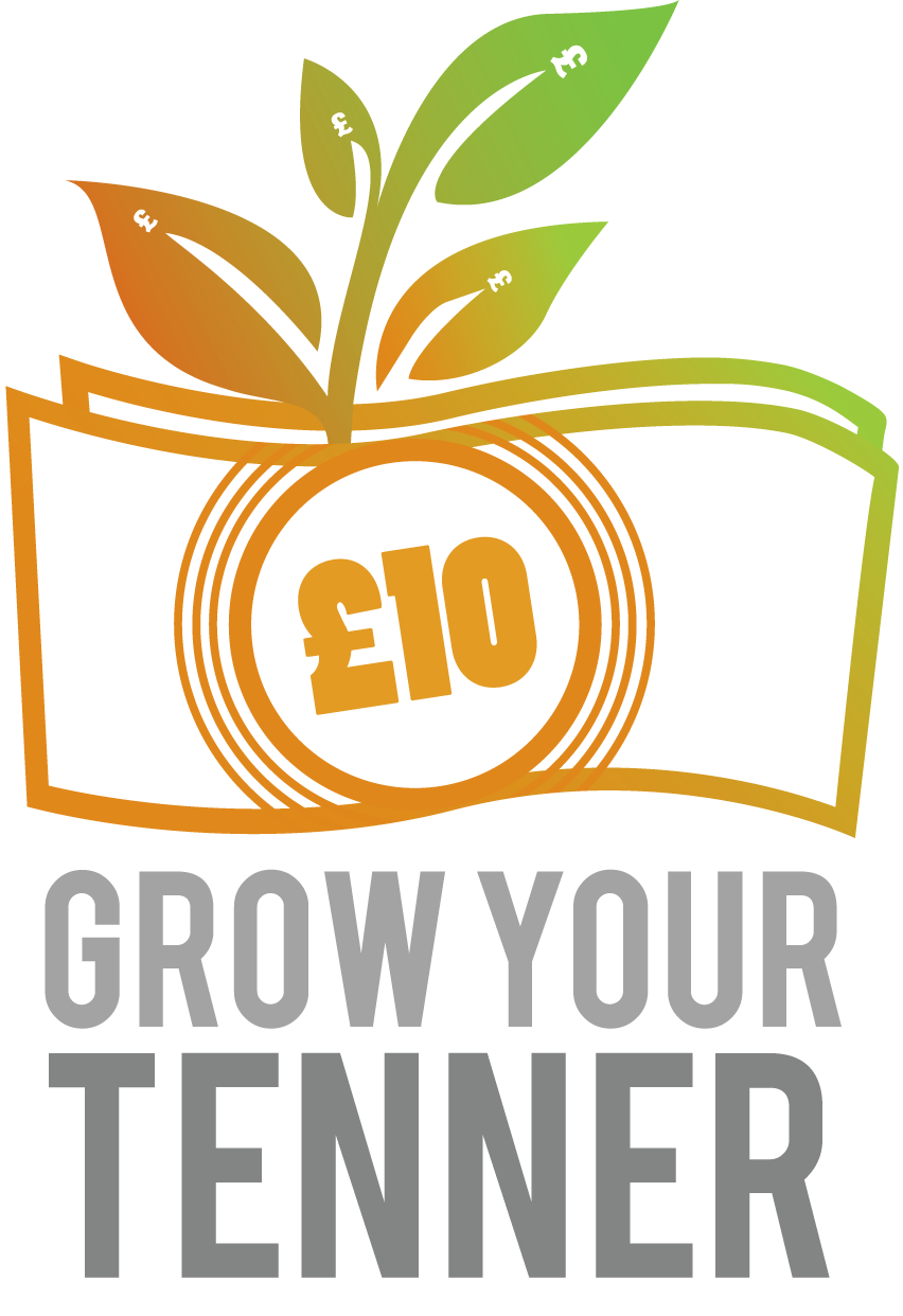 Grow your Tenner logo
