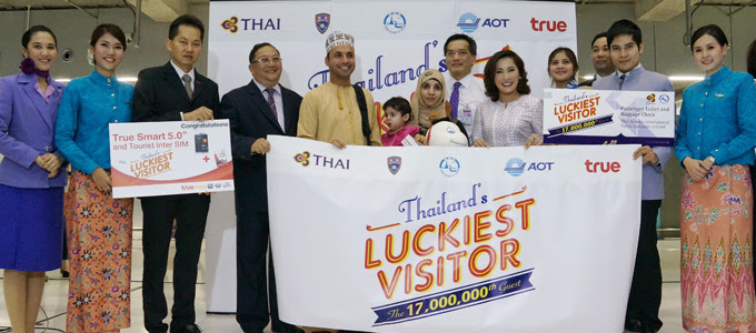 17 millionth visitor of Thailand in 2015_01_680x300
