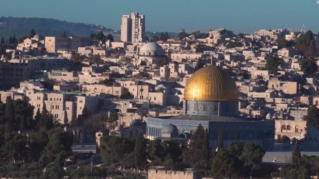 בילד: פרעזידענט טראמפ דערקעלערט ירושלים אלס מדינת ישראל הויפטשטאט