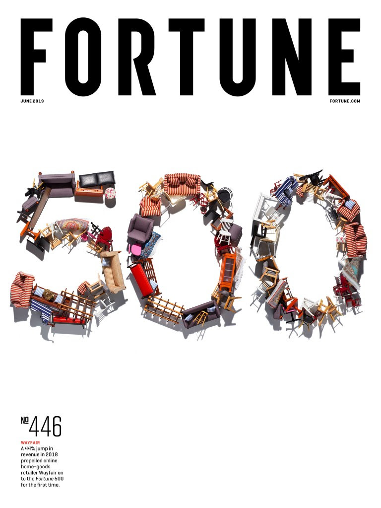 ۱۰۰ شرکت برتر جهانی ۲۰۱۹