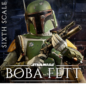 SIXTH SCALE BOBA FETT