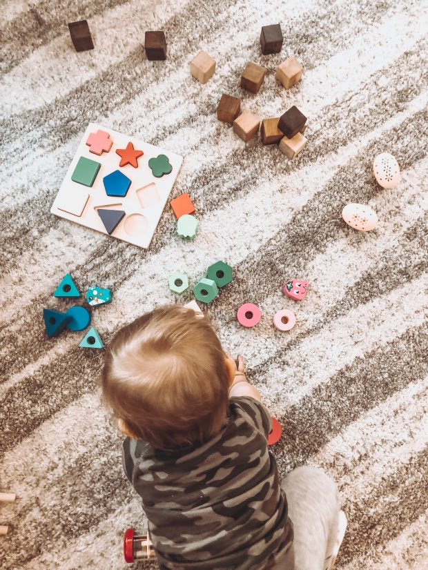 My Top 5 Reasons for Choosing Wooden Toys