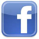 Facebook Button 160 x 160