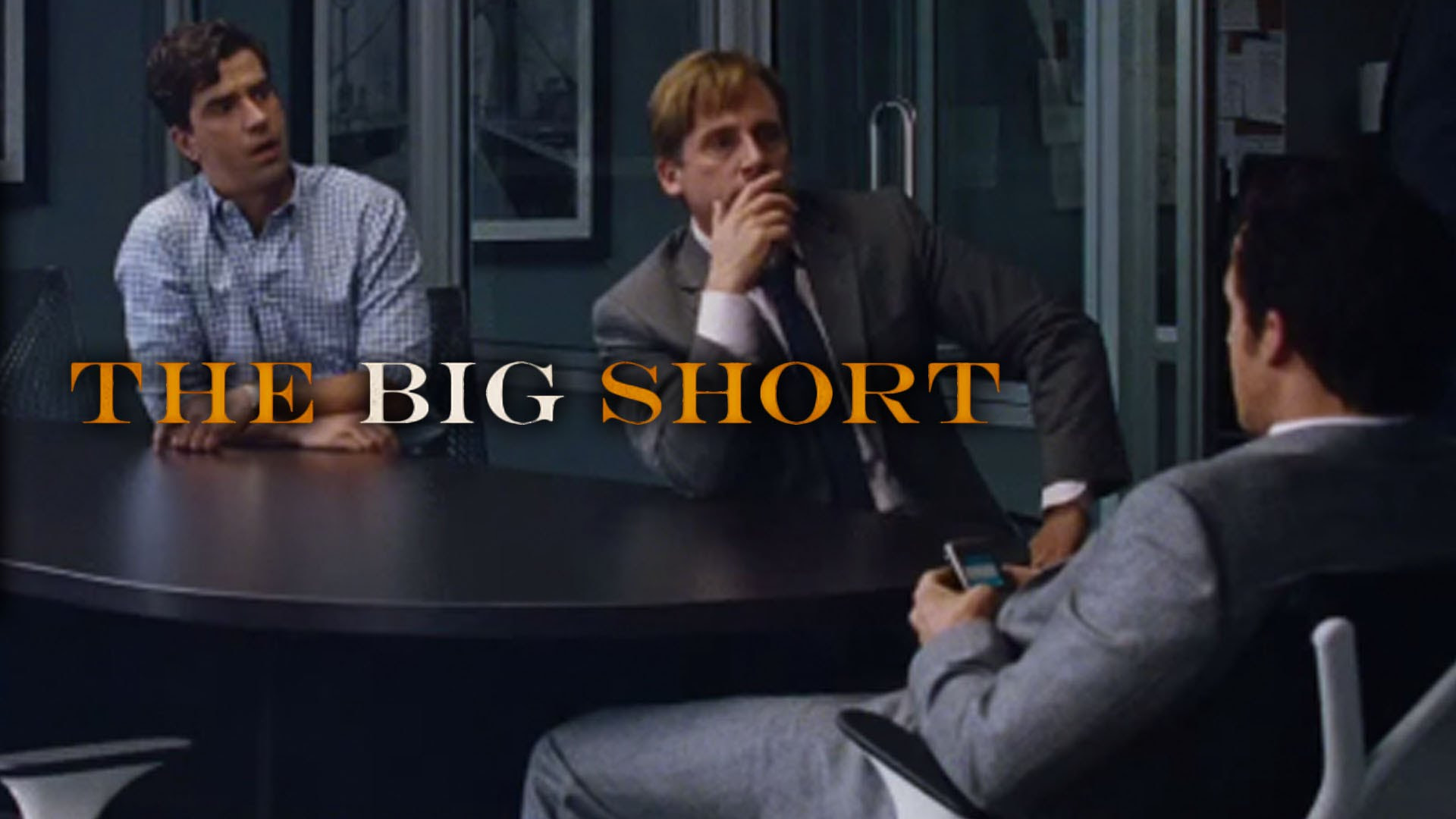 The Big Short – Not a Canadian Story