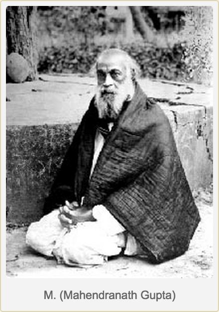 M. (Mahendranath Gupta)