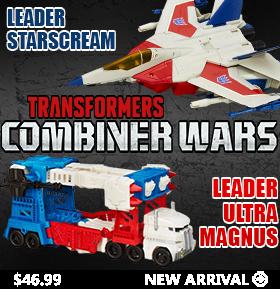 COMBINER WARS LEADER CLASS
