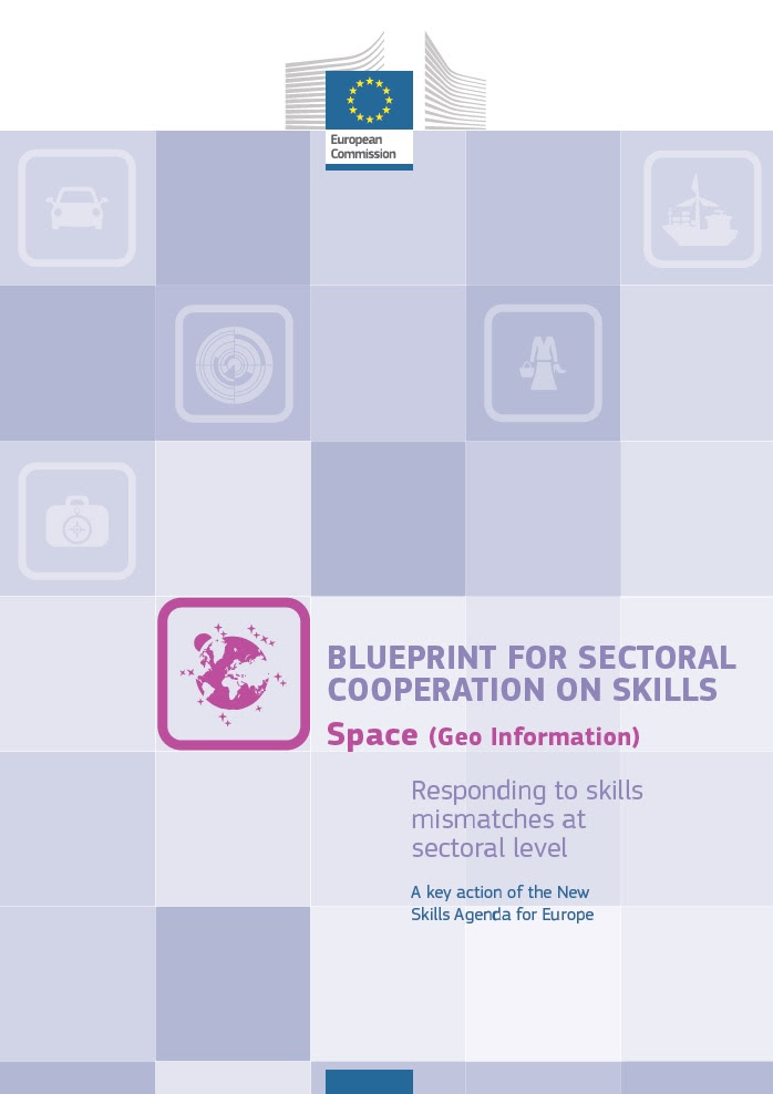 Blueprint for sectoral cooperation on skills: Space (Geo Information)