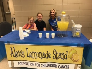 NMS GT Students Raise Money for Cancer Patients
