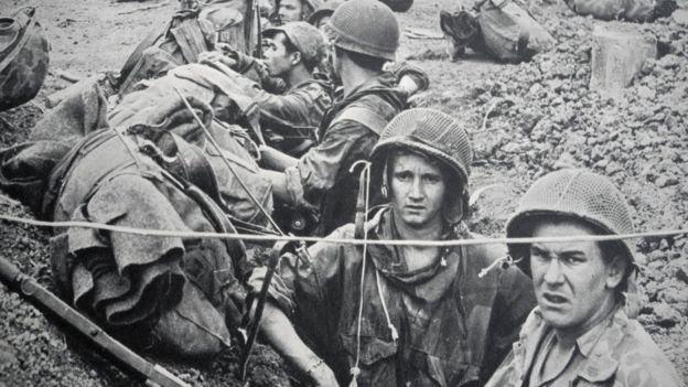 Ở Điện Biên, con số bị giết tại trận là 1200-1300 lính Đức