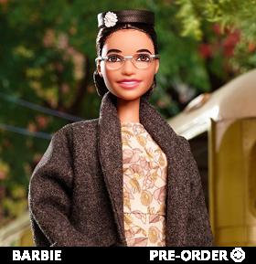 BARBIE INSPIRING WOMEN: ROSA PARKS