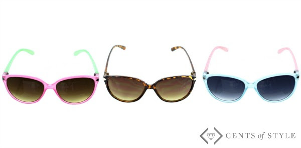 Style Steals: Sunglasses Collection from Cents of Style
