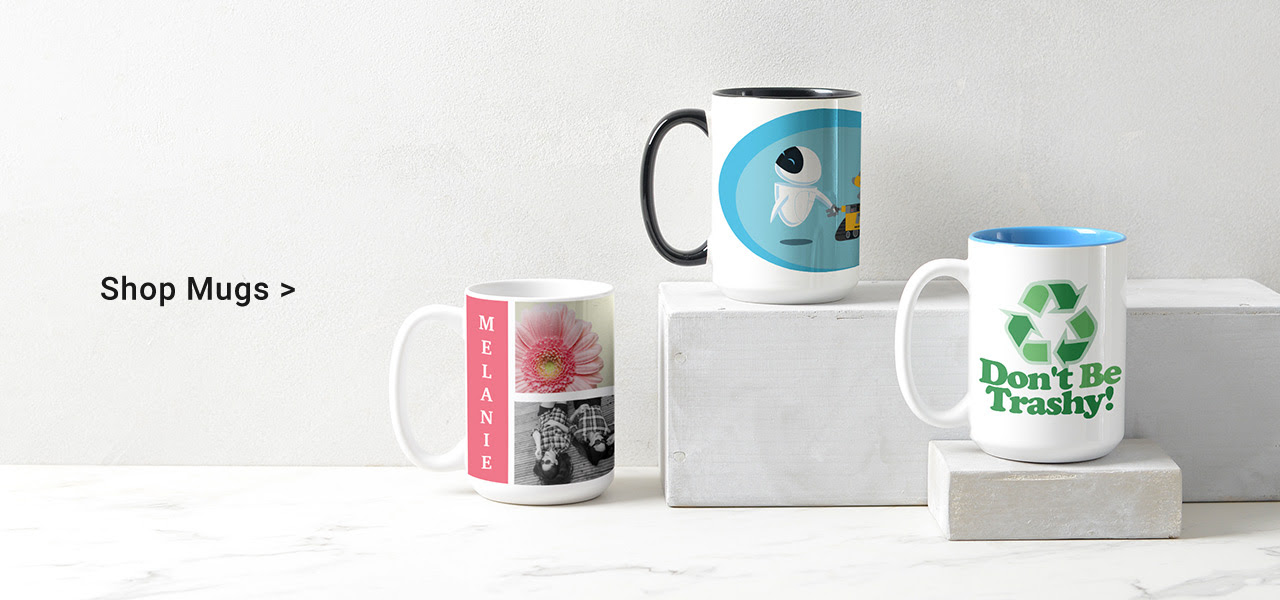 Sip On A Custom Mug Designed By You!