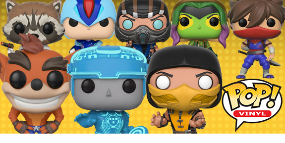 NEW FUNKO POP! & MORE