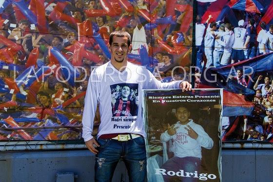¡Rodrigo, carajo!