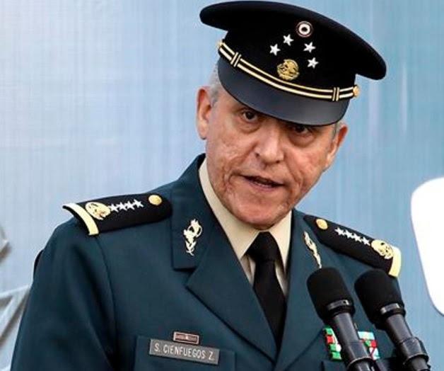 """Niegan libertad bajo fianza a """"El Padrino"""" Cienfuegos"""