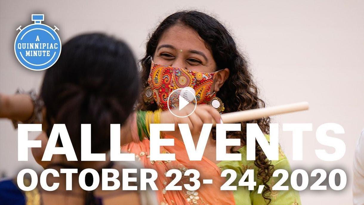 Fall Events: October 23-24