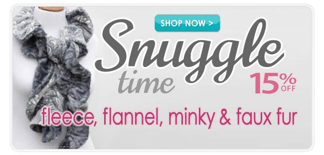 15% off during our Snuggle Bowl Sale