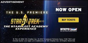 Star Trek-The Starfleet Academy Experience