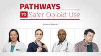 Image of Pathways to Safer Opioid e-learning course