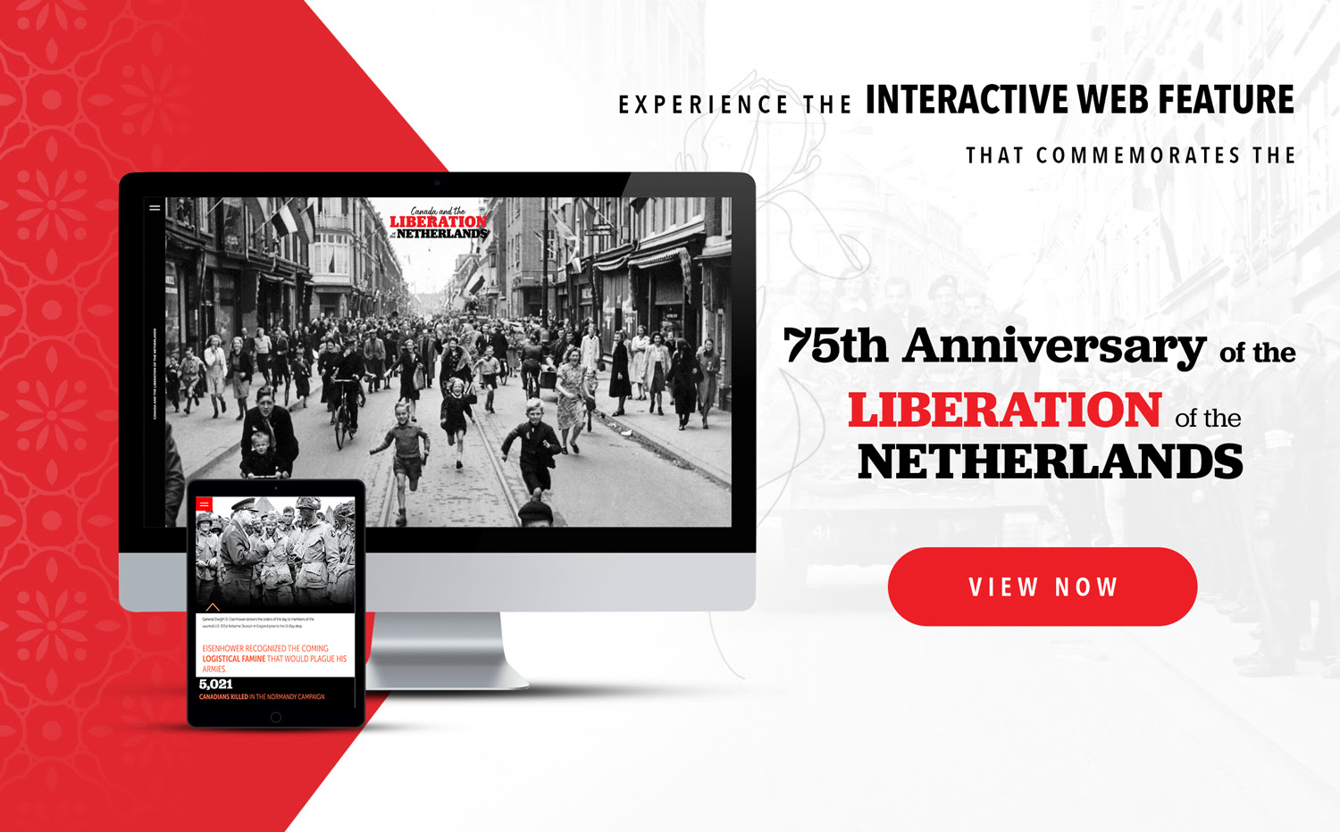 75th Anniversary of the Liberation of the Netherlands