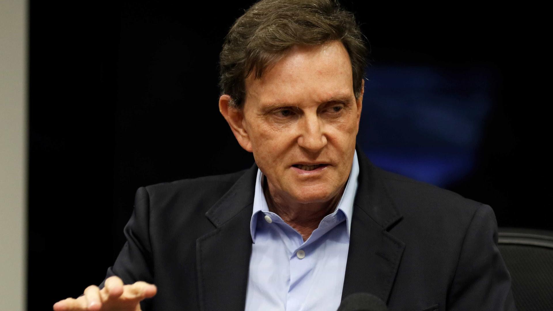 Câmara do Rio vota hoje se abre processo de impeachment de Crivella