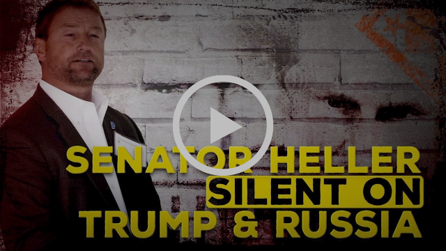Senator Heller: Time to Investigate