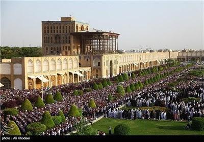 Iran Celebrates Eid al-Fitr