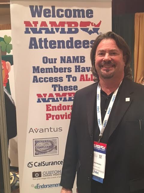 Dale DiGennaro at NAMBEast 2017