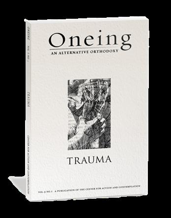 Oneing: Trauma book cover
