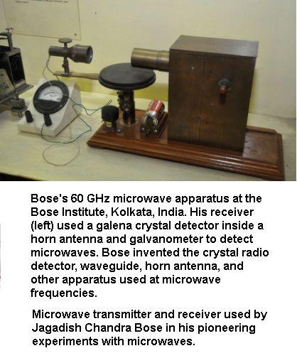Bose microwave apparatus