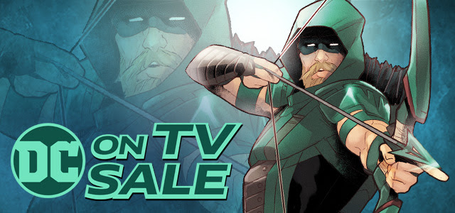 DC on TV digital sale