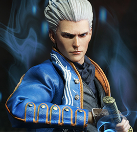 DEVIL MAY CRY VERGIL 1/6 SCALE FIGURE