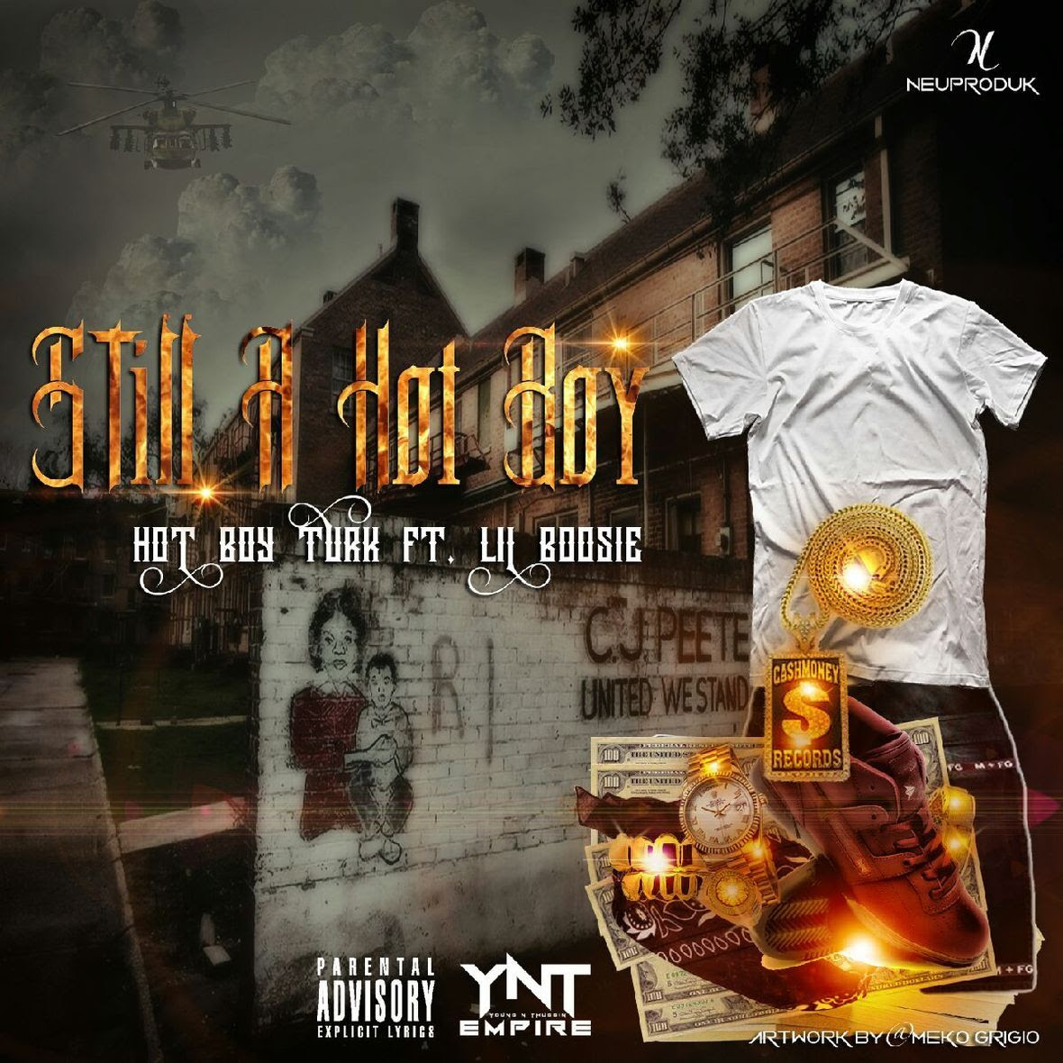 Hot Boy Turk- Still A Hot Boy