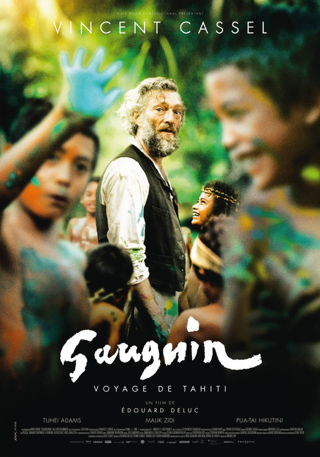 GAUGUIN - VOYAGE TO TAHITI