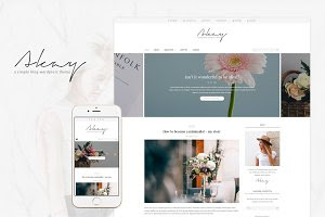 Akay - A WordPress Theme For Blog